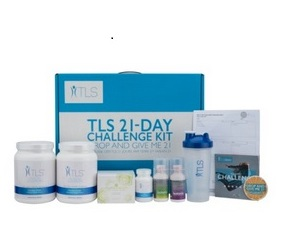 TLS® 21-Day Challenge Kit