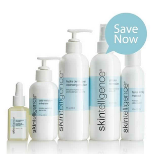 Skintelligence® Five-Piece Set