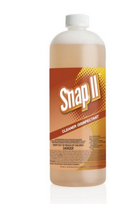 Snap™ Disinfectant Cleaner
